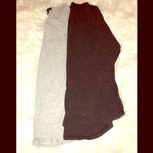Bundle of 2 F21+ Long Sleeve Tunics Size 2X